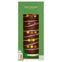 Waitrose caterpillar cake