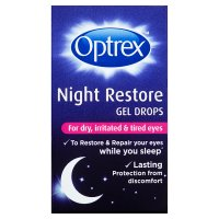 Optrex Gel Drops Night Restore