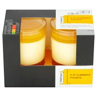 Waitrose 1 St clements possets