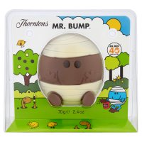 Thorntons Mr Bump chocolate egg