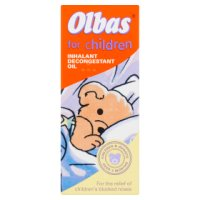 Olbas Oil for children