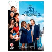 DVD My Big Fat Greek Wedding 2
