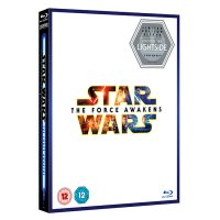 Blu-Ray DVD Star Wars: The Force Awakens