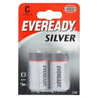 Eveready silver C