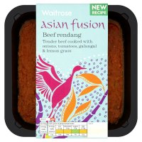 Waitrose Asian fusion beef rendang