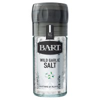 Bart Smokehouse garlic salt mill