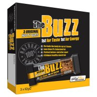 The Buzz original nutty bars