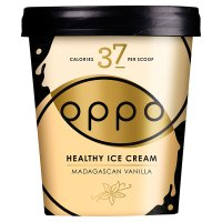 Oppo ice cream Madagascan vanilla with baobab