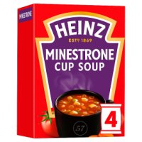 Heinz Minestrone Cup Soup