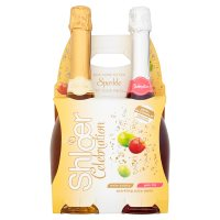 Shloer Celebration White Bubbly & Pink Fizz
