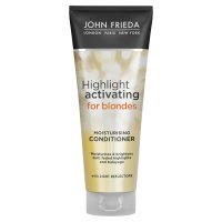 John Freida sheer blonde moisturising platinum conditioner
