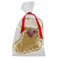 Iced Stocking Gingerbread