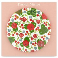 Julie Dodsworth strawberry mirror