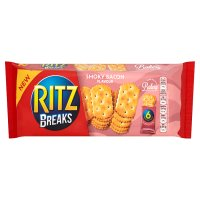 Ritz Breaks smoky bacon crackers