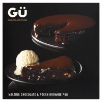 Gu Chocolate & Pecan Brownies