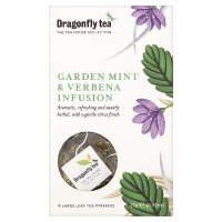 Dragonfly Tea Mint & Verbena Infusion
