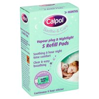 Calpol vapour plug & nightlight refills
