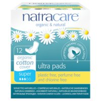 Natracare ultra pads super
