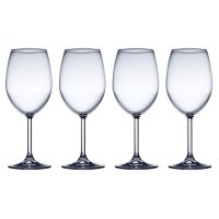 Waitrose Dining every day wine glass set