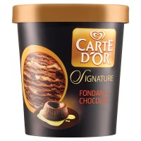 Carte D'Or Signature fondant au chocolat ice cream