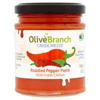 Olive Branch Greek Mezze Roasted Pepper Paste