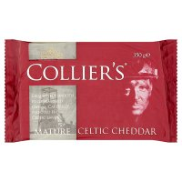 Collier's Mature Celtic Cheddar