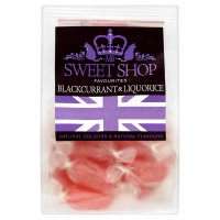 MB Sweet Shop - blackcurrant & liquorice