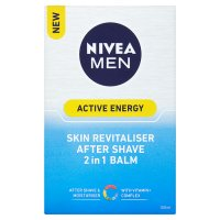 Nivea for Men post-shave balm, extreme comfort