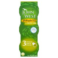 John West yellowfin tuna in olive oil, 3 pack