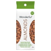 Wonderful roasted salted almonds