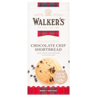 Walkers chocolate chip shortbread