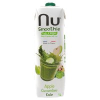 Nu Smoothie Apple, Cucumber & Kale