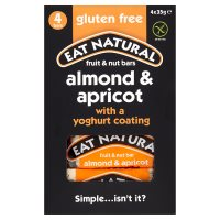 Eat Natural almonds apricots & yoghurt