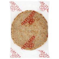 North Staffs oatcakes