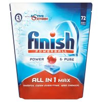 Finish Power & Pure All in 1 Max