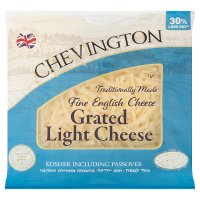 Chevington grated light cheese