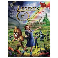 DVD Legends Of Oz: Dorothy's Return