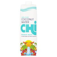 Chi 100% pure coconut water