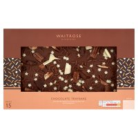 Waitrose chocolate cake