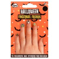 NPW Halloween Fingernail Friends