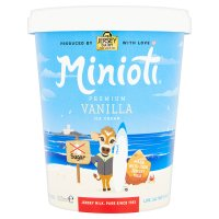 Minioti Vanilla Ice Cream
