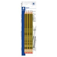 Staedtler HB pencils, pack of 5