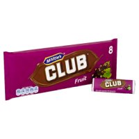 Jacob's club fruit