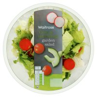 Waitrose garden salad bowl