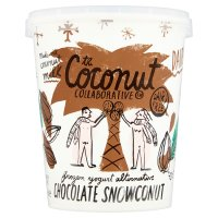 CoconutCollaborative Dairy Free Chocolate Snowconut