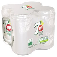 7up Free - cans