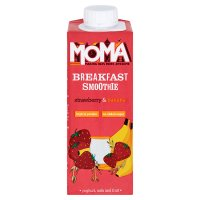 Moma Breakfast Smoothie Strawberry & Banana