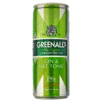 Greenall's Gin & Diet Tonic