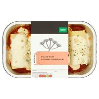 Waitrose 1 Pulled Pork & Fennel Cannelloni