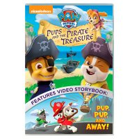 DVD Paw Patrol: Pups And The Pirate